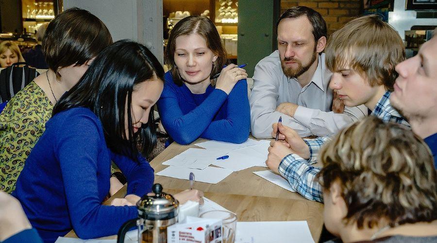 ИнQUIZиция © Фото из группы «ИнQUIZиция Краснодар» «ВКонтакте» vk.com/quizkrasnodar