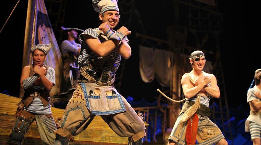 Веселый Роджер © Фотография предоставлена пресс-службой театра драмы