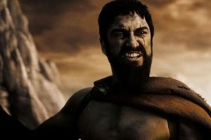 Кадр из фильма «300 спартанцев», реж. Зак Снайдер, 2007 год © Фото с сайта kinopoisk.ru
