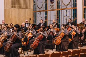 Кубанский симфонический оркестр © Фото с сайта kmto-premiera.ru