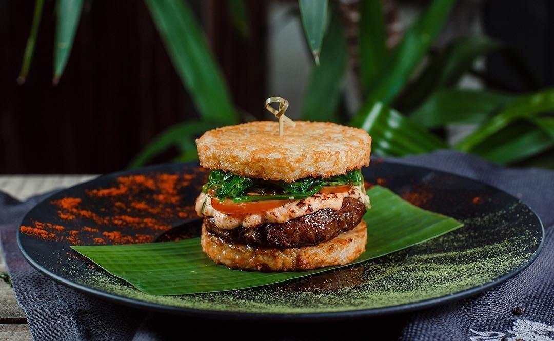 Japan burger