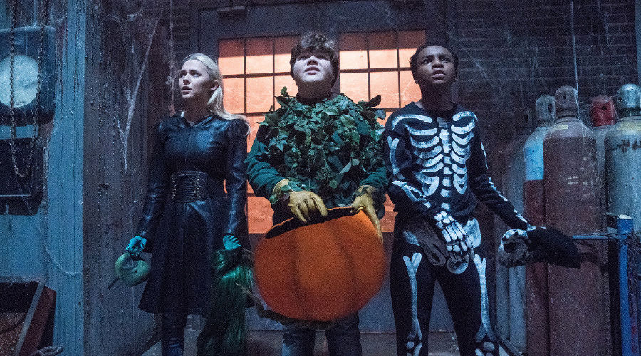 Кадр из фильма «Ужастики 2: Беспокойный Хэллоуин», реж. Эри Сандел, 2018 год © Фото с сайта kinopoisk.ru
