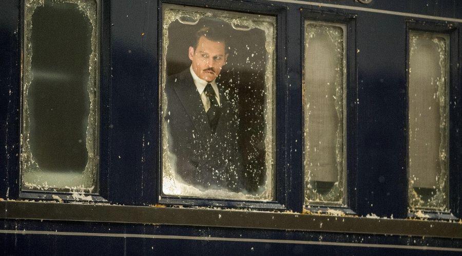 Кадр из фильма «Убийство в Восточном экспрессе» © Фото с сайта kinopoisk.ru