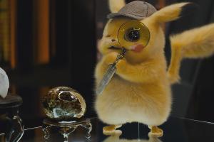 Кадр из фильма «Покемон. Детектив Пикачу», реж. Роб Леттерман, 2019 год © Фото с сайта kinopoisk.ru