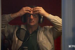 ©Кадр из сериала «Я думаю, вам лучше уйти (с Тимом Робинсоном)», netflix.com