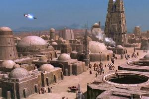 Кадр из фильма «Звездные войны. Эпизод IV: Новая надежда», реж. Джордж Лукас, 1977 год ©Фото с сайта kinopoisk.ru