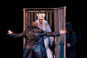 Опера «Пиковая дама» © Фото Татьяны Зубковой
