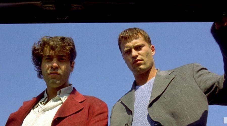 Кадр из фильма «Достучаться до небес», реж. Томас Ян, 1997 год © Фото с сайта kinopoisk.ru