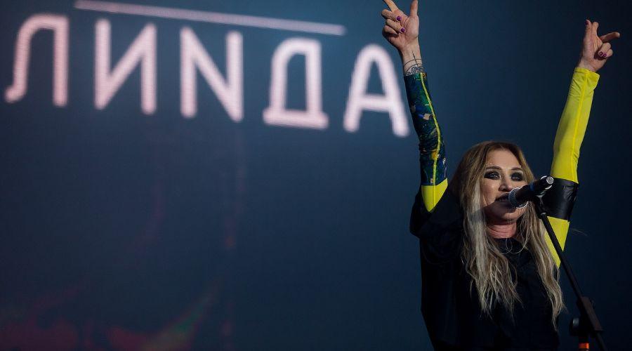Линда © Фото Евгения Резника