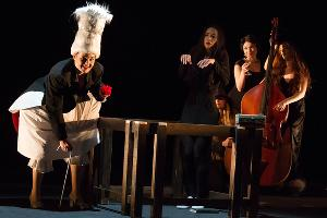 Спектакль «Пиковая дама» © Фото Елены Анискиной
