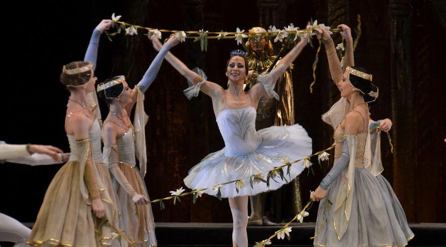 Балет «Раймонда» Театра балета Юрия Григоровича © Фото Екатерины Наумовой