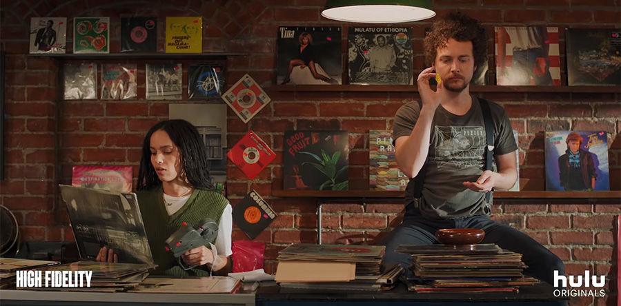 ©Кадр из сериала «Hi-Fi», hulu.com