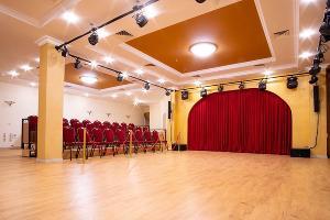 Музыкальный театр «Мюзик-холл» ©Фотография предоставлена Владимиром Покулем