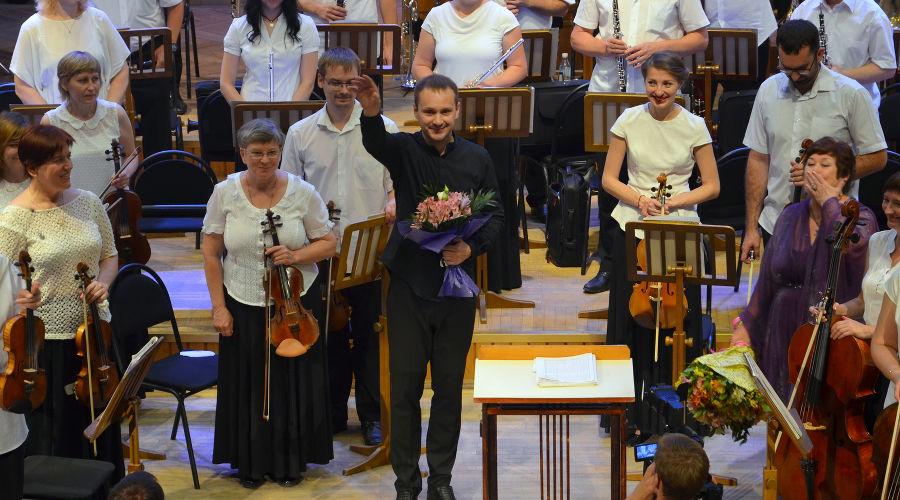 Кубанский симфонический оркестр © Фото Елены Самородной