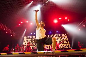 Концерт группировки «Ленинград» в Краснодаре © Фото Елены Синеок, Юга.ру