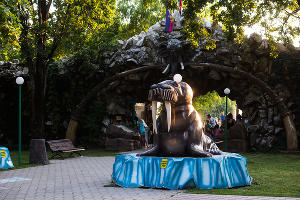 «Сафари-парк» ©Фото Елены Синеок, Юга.ру