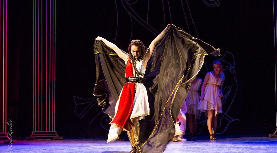 Рок-опера «Ясон и Медея» © Фото Марии Ковалевой