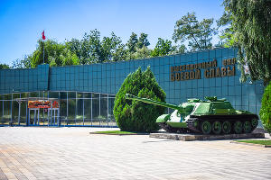 Музей военной техники «Оружие Победы» © Фото Елены Синеок, Юга.ру