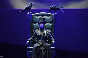 Балет-фантасмагория «Мастер и Маргарита» © Фото Елены Синеок, Юга.ру