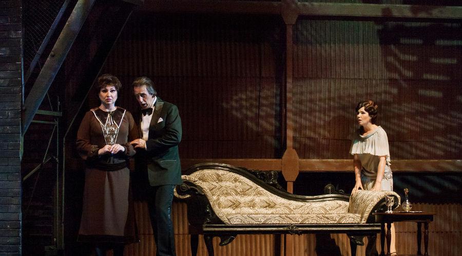 Оперетта «Риголетто» © Фото Татьяны Зубковой