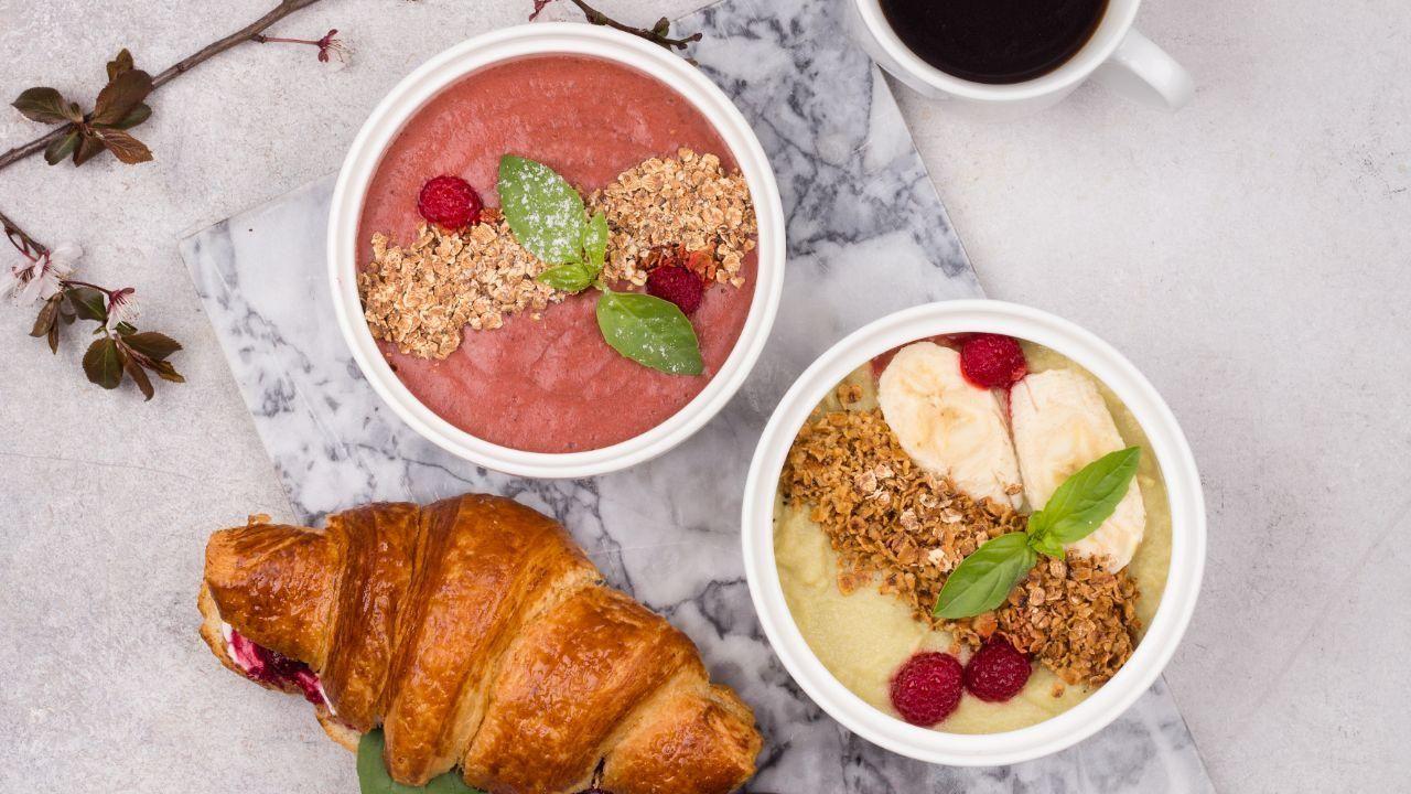 Фитнес-завтраки ©Фотография предоставлена заведением