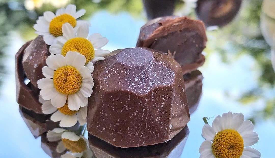 Конфеты из бельгийского молочного шоколада ©Фото со страницы VinSent Cafе в инстаграме www.instagram.com/vinsent_cafe