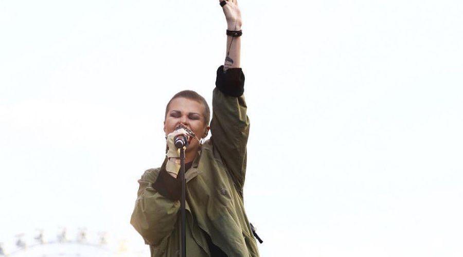 Дана Соколова © Фото с личной страницы Даны Соколовой «ВКонтакте» vk.com/danaofficial