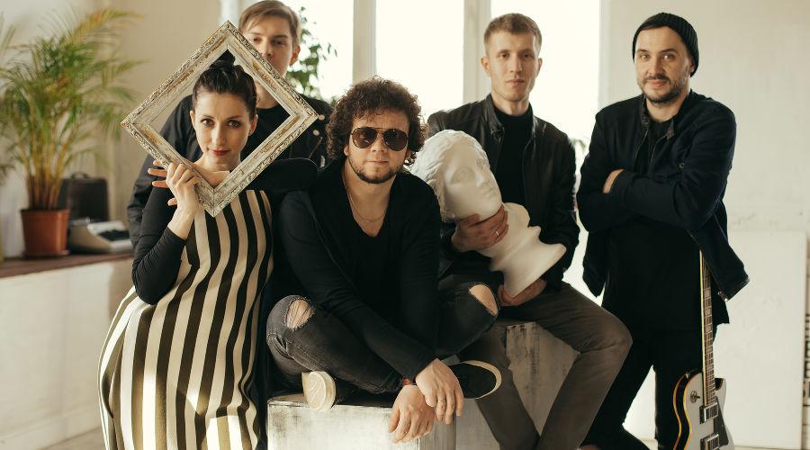 Группа «Мураками» © Фото Алексея Воробьева, предоставлено группой «Мураками»