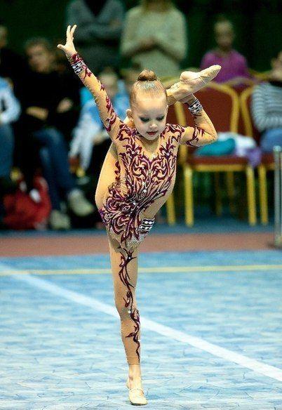 эстетическая гимнастика эксклюзив в чехове современное