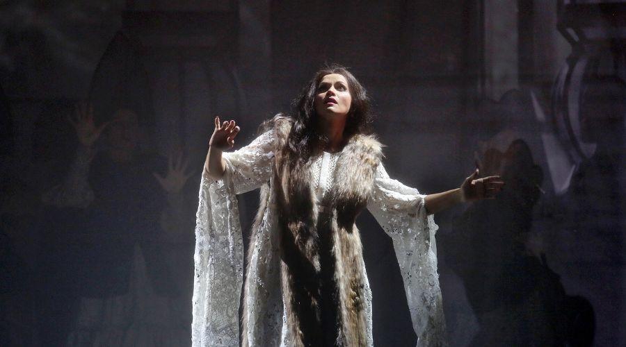 Опера «Царская невеста» © Фото Татьяны Зубковой