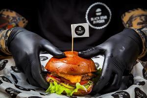 © Фото из группы Black Star Burger «ВКонтакте», vk.com/blackstarburger