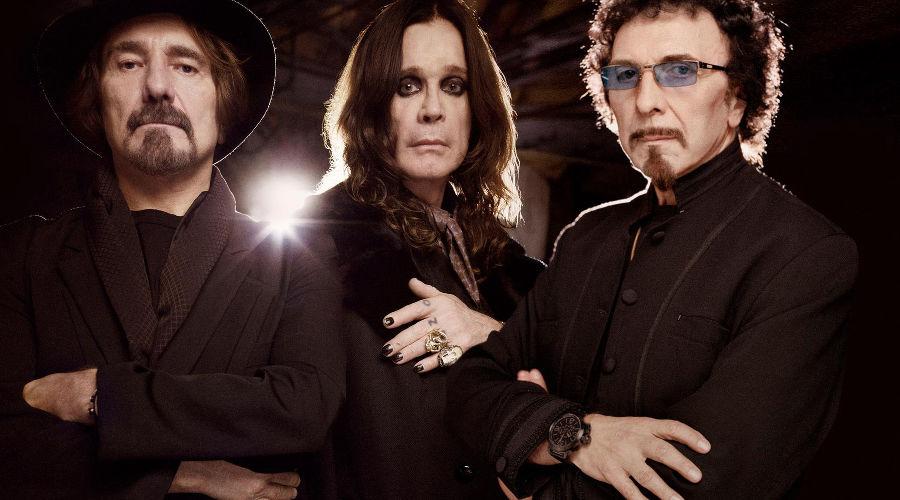 Black Sabbath © Фото с сайта onrockwave.com