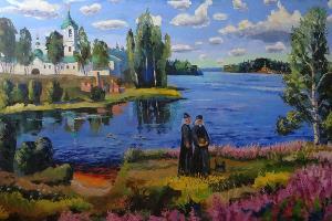 © Фотография предоставлена Краснодарским краевым выставочным залом