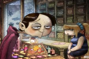 Кадр из мультфильма «Магазинчик самоубийств» ©Фото с сайта kinopoisk.ru