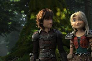 Кадр из фильма «Как приручить дракона 3» ©Фото с сайта kinopoisk.ru
