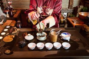 Необычайная чайная © Фотография предоставлена заведением