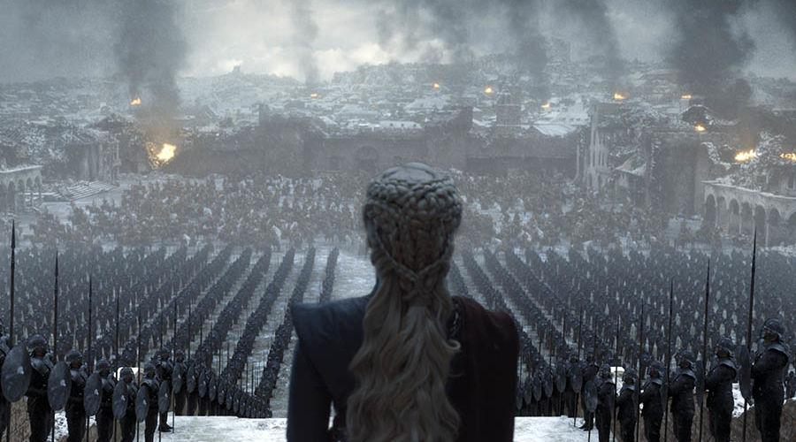 © Кадр из сериала «Игра престолов», канал HBO