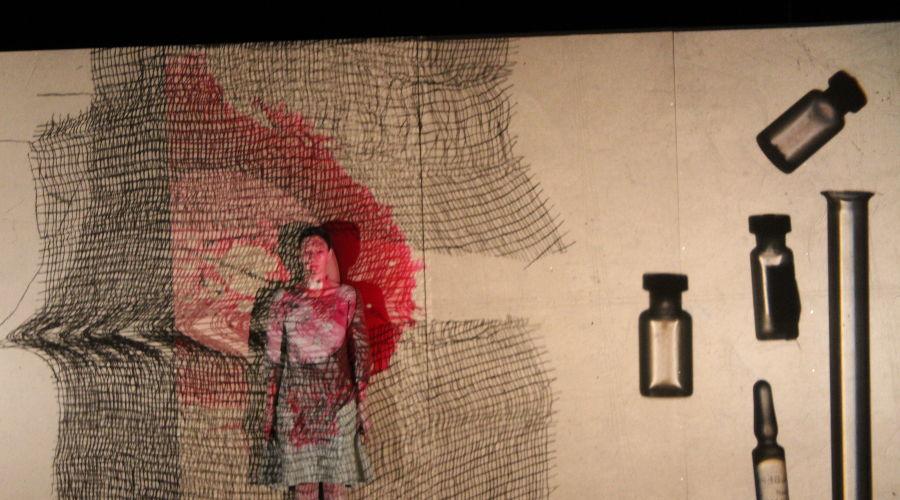 Спектакль «Я умер от варенья» © Фото Дарьи Задорожной, Юга.ру
