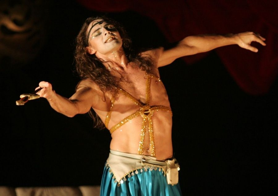 salome personals Salome, op 54, is an opera in one act by richard strauss to a german libretto by the composer, based on hedwig lachmann's german translation of the french play salomé by oscar wilde strauss dedicated the opera to his friend sir edgar speyer.