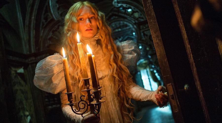 Кадр из фильма «Багровый пик» ©Фото с сайта kinopoisk.ru