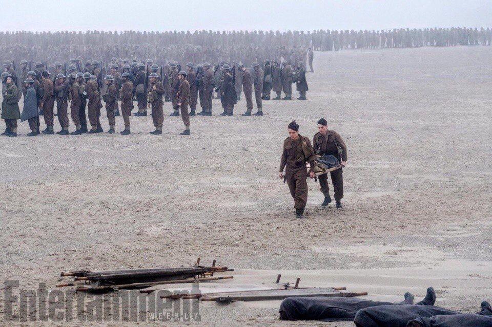 Кадр из фильма «Дюнкерк» ©Фото с сайта kinopoisk.ru