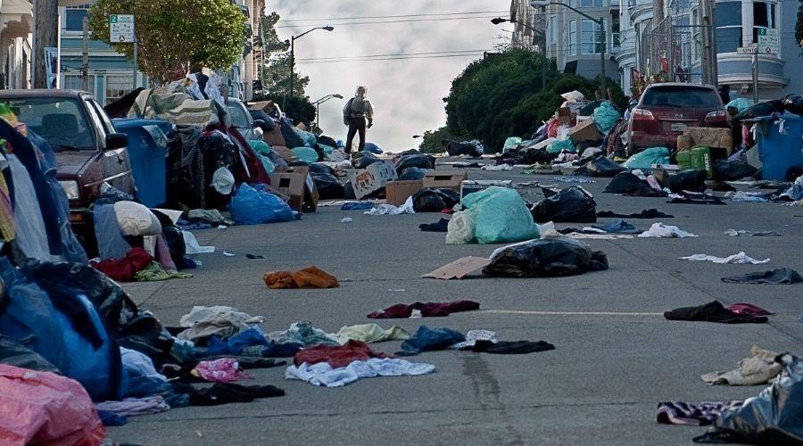 Кадр из фильма «Заражение», реж. Стивен Содерберг, 2011 год © Фото с сайта kinopoisk.ru