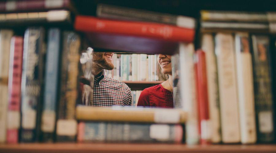 Библиотека © Фото Josh Felise, unsplash.com