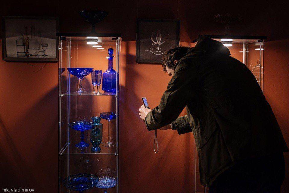 Выставка в «Галерее Ларина» ©Фотография предоставлена пресс-службой «Галереи Ларина»