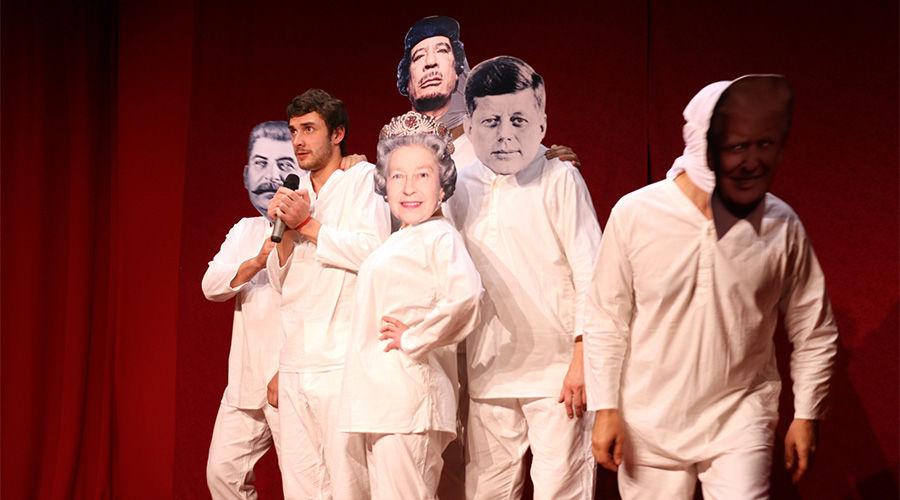 © Фото из группы «Театр 18+» во «ВКонтакте» vk.com/teatr18plus
