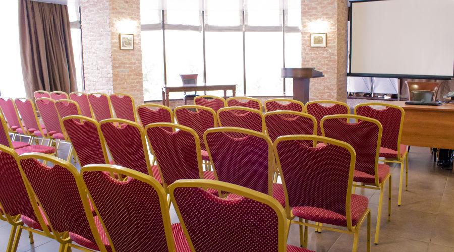 Конференц-зал «Байрон» © Фотография предоставлена заведением