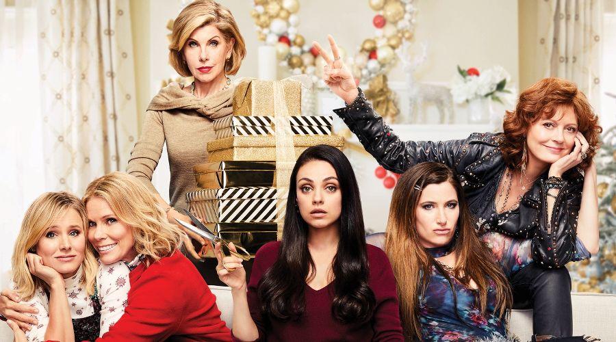Афиша фильма «Очень плохие мамочки 2» © Фото с сайта kinohod.ru