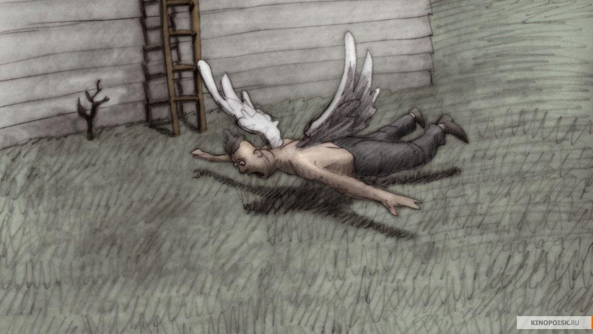 Кадр из фильма «Идиоты и ангелы» ©Фото с сайта www.kinopoisk.ru