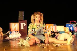 Спектакль «Детский мир» ©Фотография предоставлена театром «Вот»