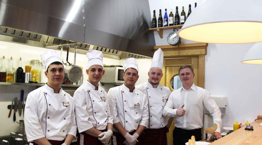 Голый повар © Фото Юга.ру
